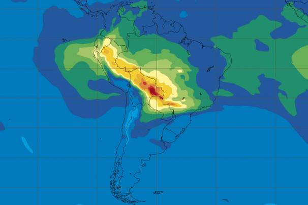 Copernicus Atmosphere Monitoring Service ECMWF