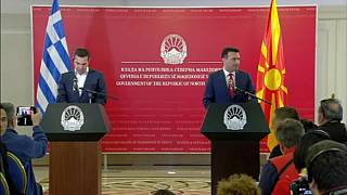 Greece and North Macedonia sign new agreements, bolstering ties