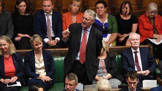 استئناف جلسات البرلمان البريطاني عقب إلغاء المحكمة العليا قرار تعليق أعماله