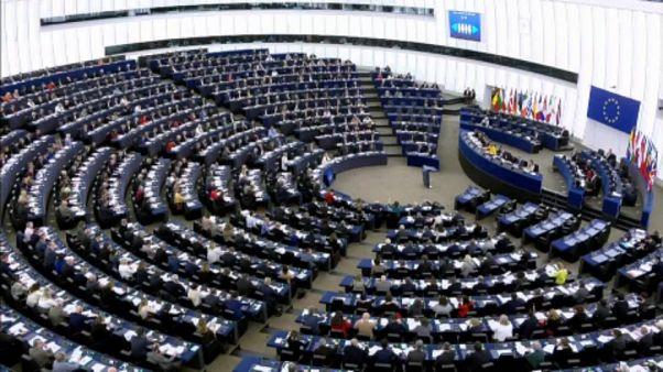 European Parliament calls for suspension of Turkey EU accession talks
