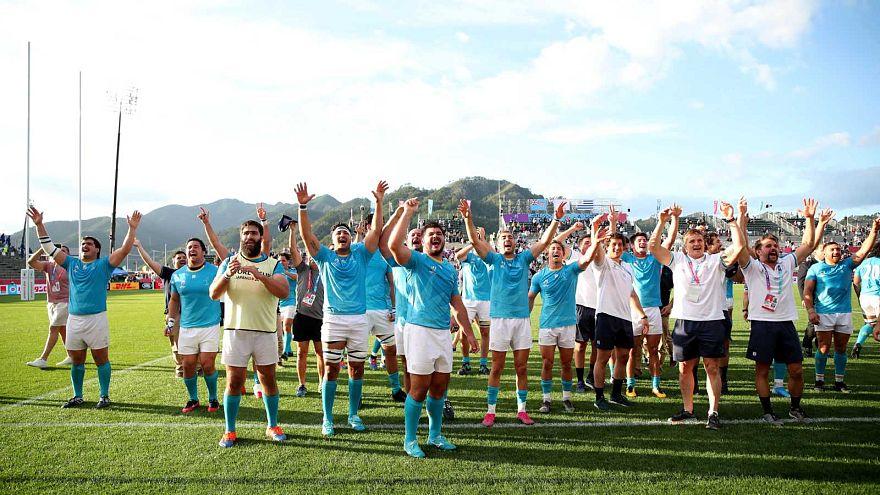 Уругвай сенсационно победил Фиджи