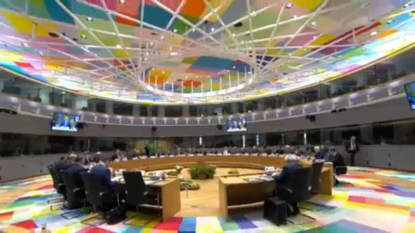 EU leaders meet in Brussels to discuss small extension to Brexit process