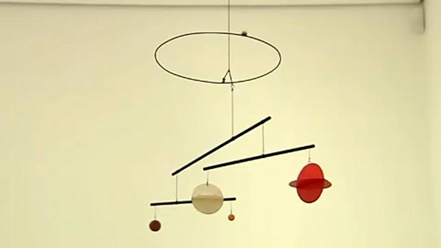 Calder-Picasso-Ausstellung in Malaga