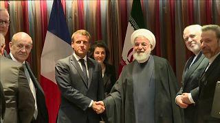 Mosolyszünet Izrael és az EU között Irán miatt