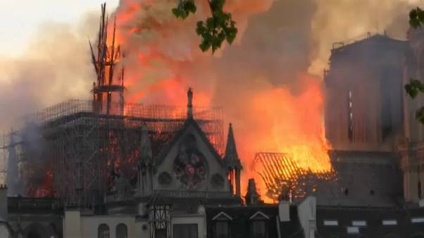Experts called upon to help with reconstruction of Notre-Dame cathedral
