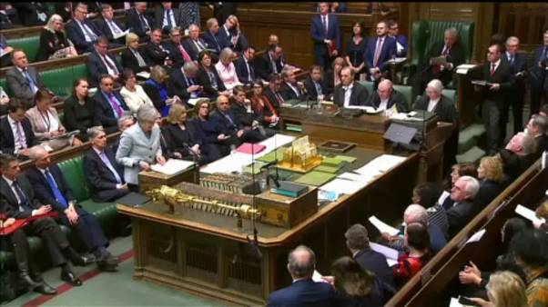British MPs return to duty and crucial Brexit issue after Easter break