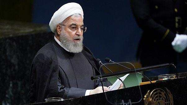 روحانی در مجمع عمومی سازمان ملل: پاسخ ایران به مذاکره تحت تحریم «نه» است