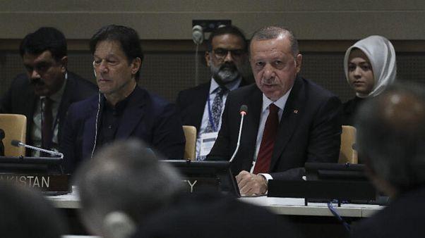 Cumhurbaşkanı Erdoğan: Nefret söylemi fikir özgürlüğü değil