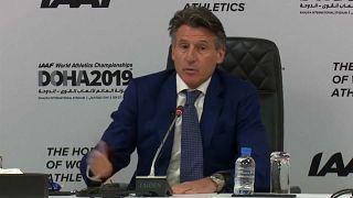 Atletica: Sebastian Coe rieletto Presidente della Federazione Internazionale