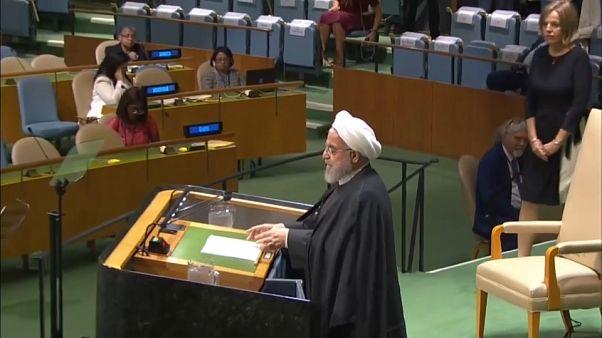 Irán rechaza hablar con EEUU mientras mantenga las sanciones