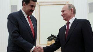 Bienvenido, camarada Maduro