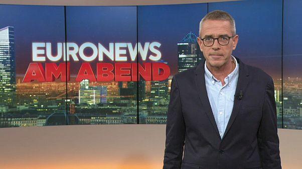 Euronews am Abend vom 25.09.2019