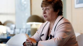IMF'nin yeni başkanı Bulgar ekonomist Kristalina Georgieva