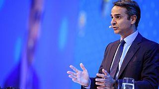 Μητσοτάκης στο Bloomberg «Στόχος να κάνω την Ελλάδα success story της Ευρωζώνης»