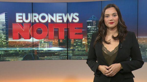 Euronews Noite | As notícias do Mundo de 25 de setembro de 2019