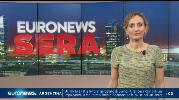 Euronews Sera | TG europeo, edizione di mercoledì 25 settembre 2019