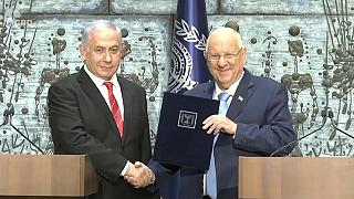 Netanyahu recibe el encargo de formar gobierno en Israel