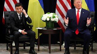 Trump e Zelenski relativizam polémica