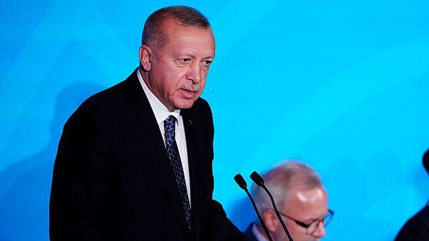 Erdoğan: S-400'lerin ABD ile ilişkilerimizi bozmaması gerekir