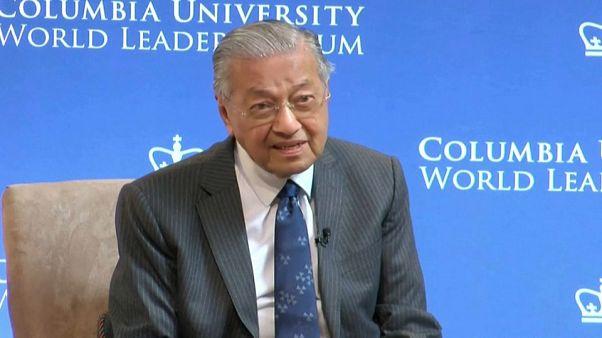 Malaysias Ministerpräsident verteidigt Zweifel an Holocaust-Opferzahl