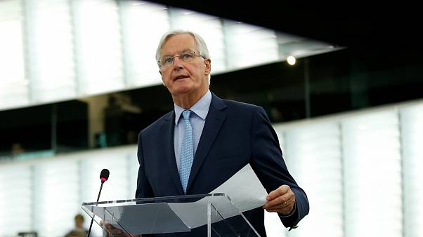 بارنیه: اتحادیه اروپا هنوز منتظر پیشنهادات قانونی و عملی بریتانیا درباره برکسیت است