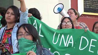 Oaxaca se convierte en el segundo Estado de México en despenalizar el aborto