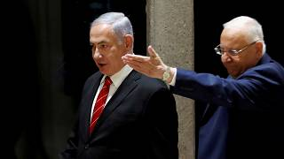 Netanyahu tasked with forming next Israeli government amid political deadlock   #TheCube