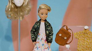 Erste geschlechtsneutrale Barbie
