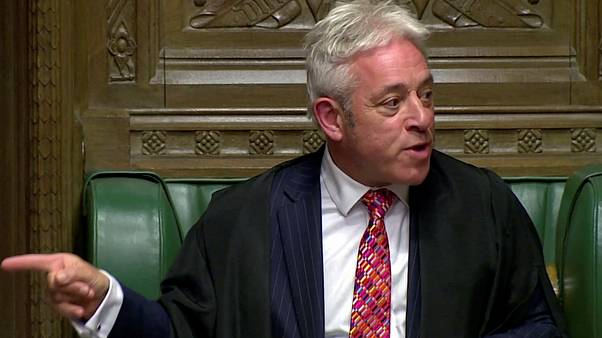 Speaker John Bercow is asking MPs not to treat each other as enemies