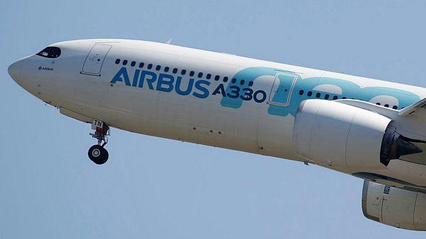 حملات سایبری به شرکت هواپیمایی ایرباس: مهاجمان احتمالا از چین بودهاند