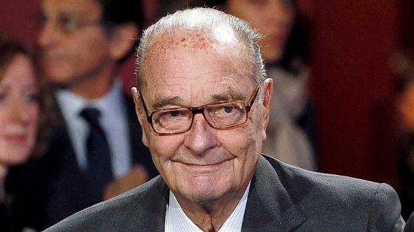 Jacques Chirac, 21 novembre 2014