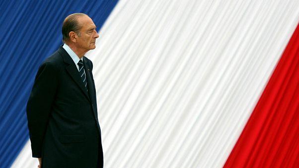 Jacques Chirac foi presidente de França entre 1995 e 2007