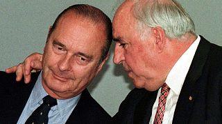 Frankreichs ehemaliger Staatspräsident Jacques Chirac († 86) gestorben
