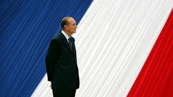ژاک شیراک، رئیس جمهوری پیشین فرانسه