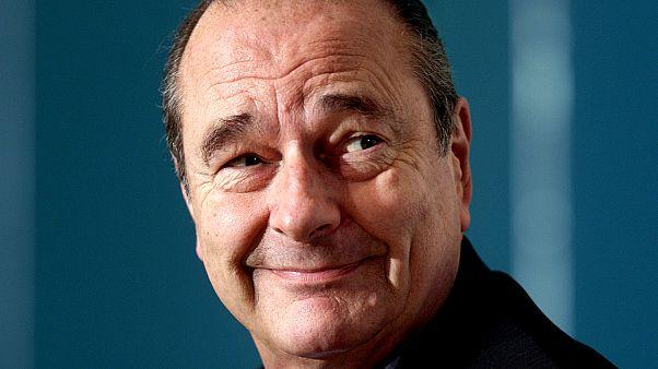 ЕC чтит память Жака Ширака
