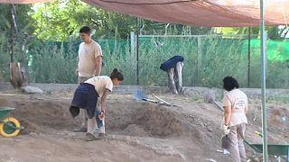 Un tesoro bajo el suelo de Mérida