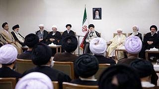 سید علی خامنهای، رهبر ایران