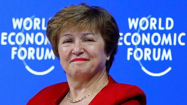 Οι προτεραιότητες της Κρισταλίνα Γκεοργκίεβα στο ΔΝΤ