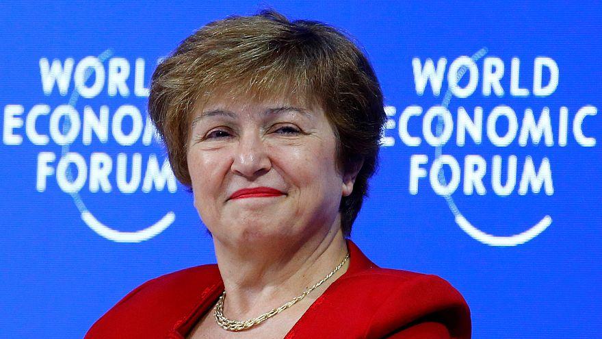 МВФ утвердил Кристалину Георгиеву