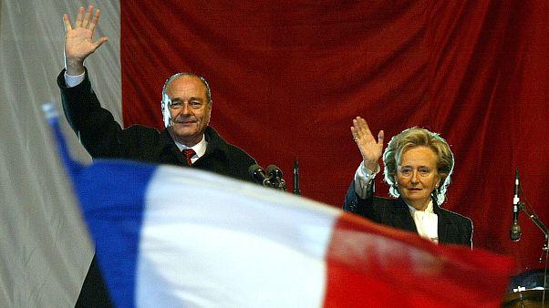Французы вспоминают Ширака