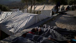 Λέσβος: Η Μόρια ασφυκτιά από τον υπερπληθυσμό