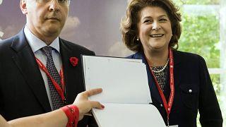 "The Brief From Brussels: L'europarlamento ""boccia"" due aspiranti commissari europei"