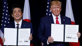 توافق تجاری ترامپ و آبه؛ خودروهای ژاپنی در امان ماندند