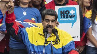 AB'den Venezuela'da Devlet Başkanı Maduro'ya yakın 7 kişiye yaptırım kararı