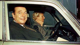 """Macron: Jacques Chirac """"protegeu a França do ódio"""""""