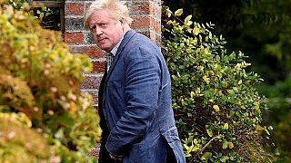 بوريس جونسون رئيس الحكومة البريطانية