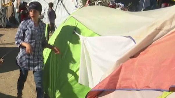 Boot voll: Flüchtlingscamp Moria schlägt Alarm