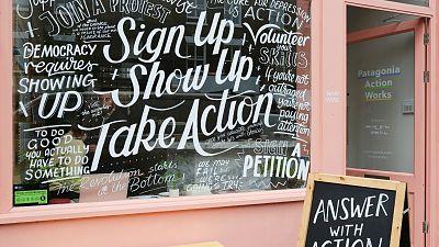 Patagonia Action Works Café