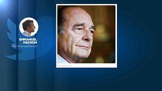 Mundo presta homenagem a Jacques Chirac