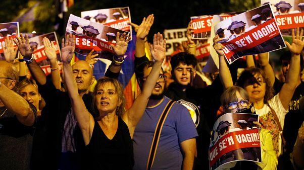 Prisión incondicional para los 7 CDR detenidos en Cataluña